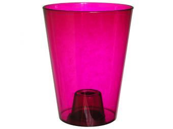 Кашпо Лаванда 1,2л (темно-фиолетовый)