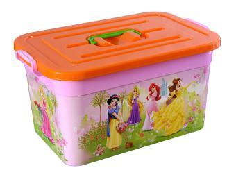 Ящик 15л Disney Принцессы и Феи