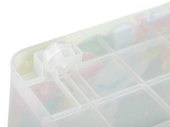 Контейнер 50л прямоугольный для игрушек Альтернатива