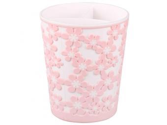 Подставка под столовые приборы ''Бархат'' (розовый)