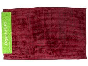 Коврик Органик Софт 50*80см бордовый (1000гр)