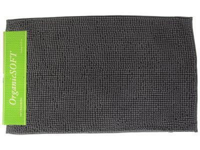 Коврик Органик Софт 50*80см темно-серый (1000гр)