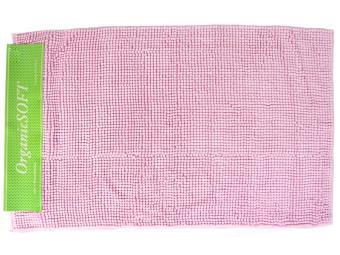 Коврик Органик Софт 60*100см розовый (1000гр)