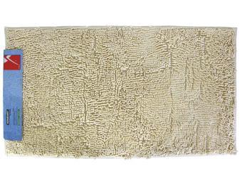 Коврик HomeMat Moss-Макароны 60*100 беж