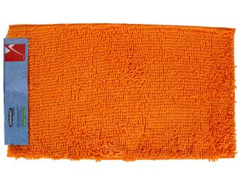 Коврик HomeMat Moss-Макароны 60*100 оранжевый