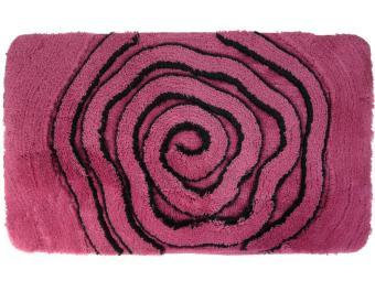 Коврик BANYOLIN SOFT PILE 60*100см 1шт Роза (розовый)