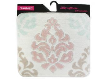 Коврик Confetti Bella 50*57см DAMASK (розовый)