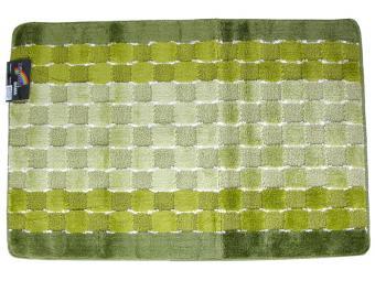 Коврик BANYOLIN SILVER 1шт 80*120см (зеленый)