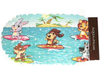 Коврик AQUA-PRIME 67*36 Детский Серфинг