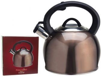 Чайник 3,5л со свистком Napoli 650187
