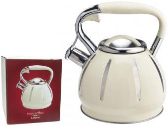 Чайник 3л со свистком Napoli 650190