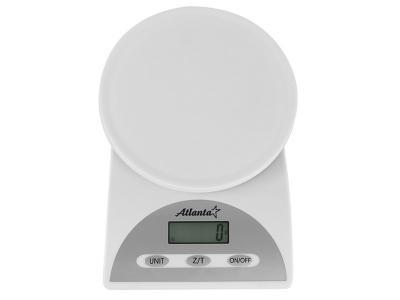 Весы кухонные электронные с платформой  ATH-814