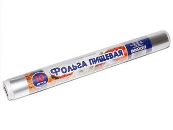 Фольга пищевая универсальная 10м 29см