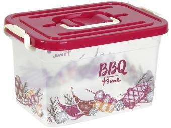 Контейнер 10л для шашлыка BBQ TIME