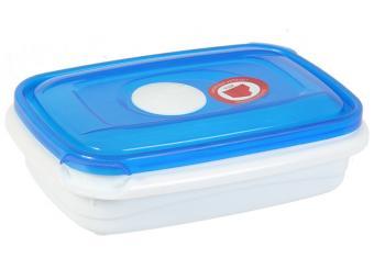 Емкость для СВЧ MICRO TOP BOX прямоугольная 0,3л