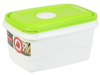 Емкость для СВЧ MICRO TOP BOX прямоугольная 0,6л