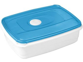 Емкость для СВЧ MICRO TOP BOX прямоугольная 1,3л