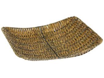 Корзина для хлеба плетеная 23*29 (полипропилен)