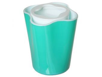 Подставка для зубных щеток Цветок (пластик)