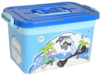 Ящик для игрушек 6,5 л ''Союзмультфильм''