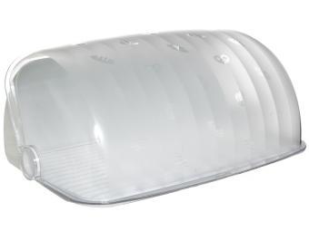 Хлебница ''Рондо'' снежно-белый пластик Беросси