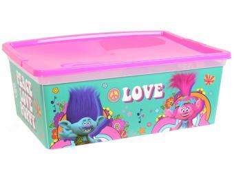 Коробка 10л TROLLS