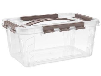 Ящик GRAND BOX 4,2л универсальный с замками