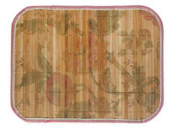 Салфетка бамбук цветная 30*45см