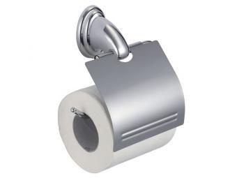 Держатель для туалетной бумаги метал