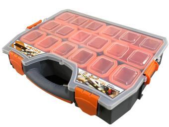 Органайзер 46см 18'' Boombox серо-свинцовый/оранжевый