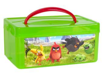 Коробка универсальная для игрушек Angry Birds