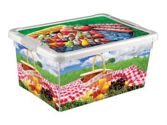 Контейнер для продуктов Пикник 8,4л