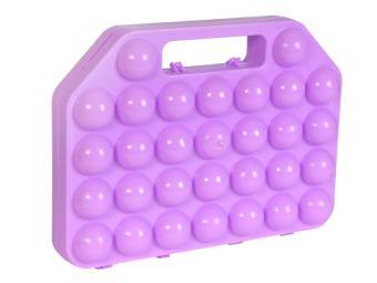 Контейнер для яиц на 30шт с ручкой