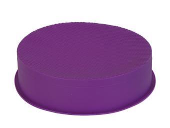 Форма силиконовая Круг 25*6см глубокая