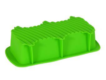 Форма силиконовая Прямоугольный кекс