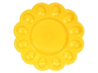 Тарелка для яиц солнечный 23,6см