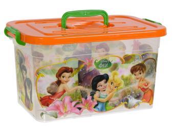Ящик 10л Disney рисунки в ассортименте