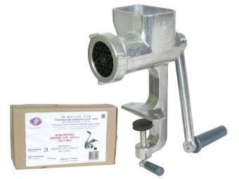 Мясорубка механическая Мотор-Сич алюминиевая