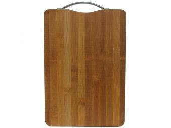 Доска разделочная бамбук 22*32*1,8см