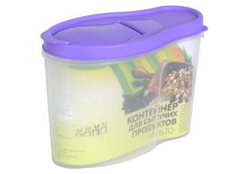 Контейнер Альто 1,4л для сыпучих продуктов