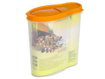 Контейнер Альто 2,1л для сыпучих продуктов
