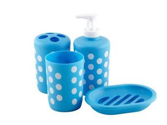 Набор аксессуаров для ванной Эконом