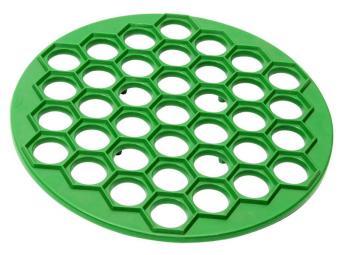 Пельменница пластмассовая 37 ячеек