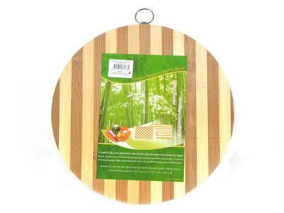 Доска разделочная бамбук 30см