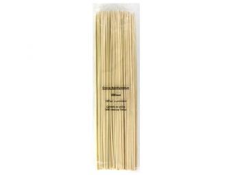 Шампуры бамбуковые 30см (90шт/уп)
