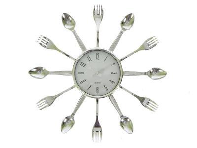 Часы настенные Ножи-ложки-вилки