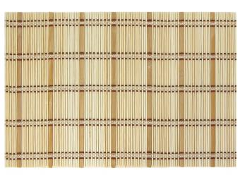 Салфетка подстановочная 30*45см бамбук 510107