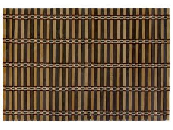 Салфетка подстановочная 30*45см бамбук 510109
