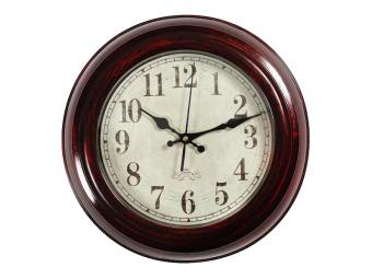 Часы настенные 30*30*4,2см