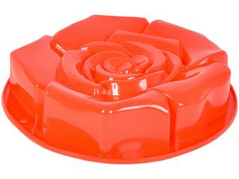 Форма д/выпечки силикон Цветок №2 29*6см